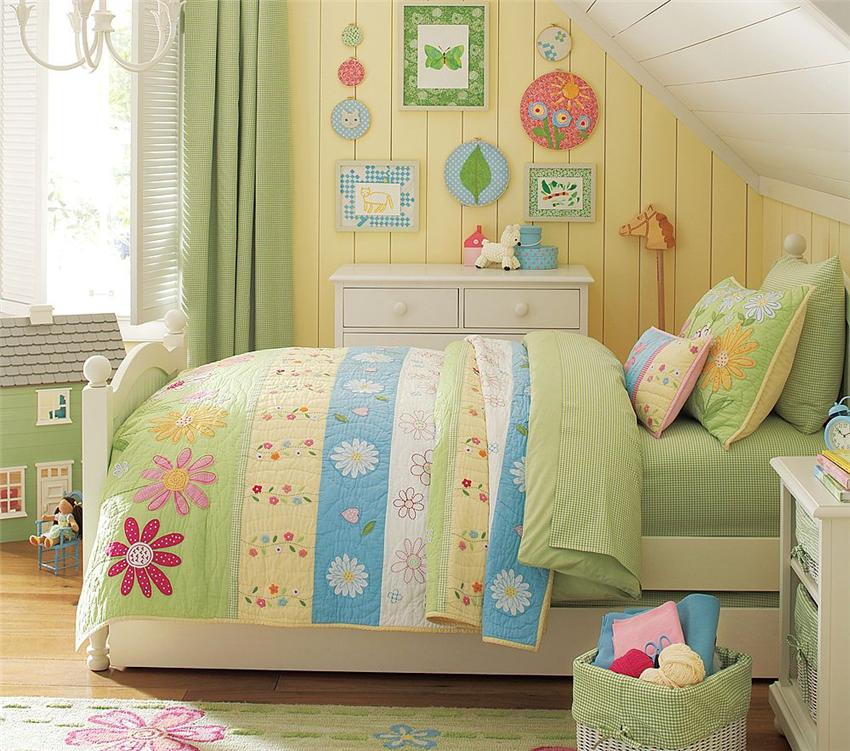 little girl twin bedding